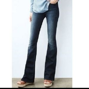 NWTGap high rise resolution skinny flare jeans